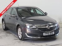 USED 2015 15 VAUXHALL INSIGNIA 2.0 SE CDTI 5d 160 BHP AUTO Just 2 Owners, last serviced in May 2018 and MOT until May 2019. This stunning Vauxhall Insignia SE also comes with Half Leather, Bluetooth, Air Conditioning, Leather Multi Functional Steering Wheel, Auto headlights and 2 Keys. Nationwide Delivery Available. Finance Available at 9.9% APR Representative.