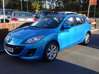 2009 MAZDA 3 1.6 TS2 5dr, One Owner! £4690.00