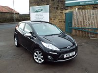 USED 2012 61 FORD FIESTA 1.2 CENTURA 5d 81 BHP FULL Service History ONE Owner