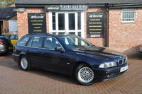 2001 BMW 5 SERIES 2.5 525I SE TOURING 5d AUTO 190 BHP £1495.00