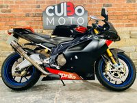 USED 2004 54 APRILIA RSV1000 Mille R Factory Delkevic Twin Exhausts