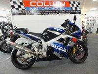 2002 SUZUKI GSXR 1000 988cc GSXR 1000 K2  £3595.00