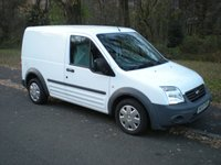 2011 FORD TRANSIT CONNECT 1.8 T200 LR 1d 75 BHP £SOLD