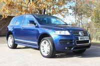 2006 VOLKSWAGEN TOUAREG 3.0 V6 TDI ALTITUDE 5d AUTO 221 BHP £5950.00