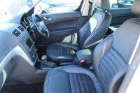 USED 2011 61 SKODA YETI 2.0 ELEGANCE TDI CR DSG 5d AUTO 138 BHP