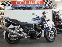 2007 SUZUKI GSX 1400 1402cc GSX 1400 K6  £6495.00