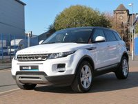 2014 LAND ROVER RANGE ROVER EVOQUE 2.2 SD4 PURE TECH 5d 190 BHP £19995.00