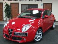 2012 ALFA ROMEO MITO 1.2 JTDM-2 SPRINT 3d 85 BHP £4450.00