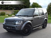 USED 2015 65 LAND ROVER DISCOVERY 4 3.0 SDV6 COMMERCIAL SE 1d AUTO 255 BHP 20 INCH WHEELS