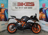 USED 2016 16 KTM RC 125 SPORT STYLE 125CC LEARNER LEGAL