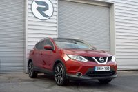 USED 2015 64 NISSAN QASHQAI 1.5 DCI TEKNA 5DR [FULL SERVICE HISTORY]
