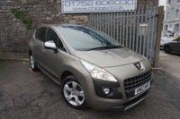 2013 PEUGEOT 3008 1.6 HDI STYLE 5d 112 BHP £6000.00
