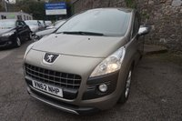 USED 2013 62 PEUGEOT 3008 1.6 HDI STYLE 5d 112 BHP