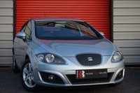 2010 SEAT LEON 1.6 CR TDI ECOMOTIVE SE 5d 103 BHP £4250.00
