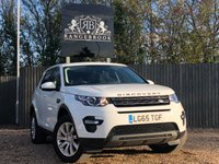 2015 LAND ROVER DISCOVERY SPORT 2.0 TD4 SE TECH 5dr 7 SEATS £21499.00