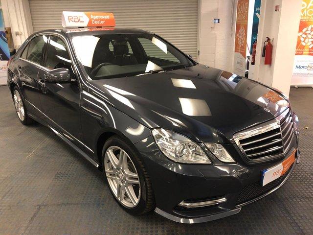 2012 12 MERCEDES-BENZ E 350 CDI 7G-TRONIC SPORT AUTO
