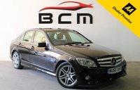2010 MERCEDES-BENZ C CLASS 2.1 C200 CDI BLUEEFFICIENCY SPORT 4d 136 BHP £6485.00