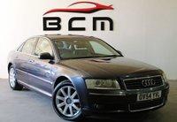 2004 AUDI A8 3.0 V6 4d AUTO 217 BHP £3485.00