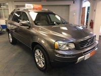 USED 2010 10 VOLVO XC90  DIESEL AWD SE LUX MANUAL 7 SEATER UK DELIVERY* RAC APPROVED* FINANCE ARRANGED* PART EX