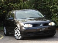 USED 2002 52 VOLKSWAGEN GOLF 1.9 GT TDI 5d 150 BHP 1 OWNER 78K FSH A/C LEATHER