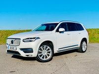 2015 VOLVO XC90 2.0 T6 Inscription Geartronic AWD (s/s) 5dr £37990.00