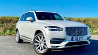 2015 VOLVO XC90 2.0 T6 Inscription Geartronic AWD (s/s) 5dr £36990.00