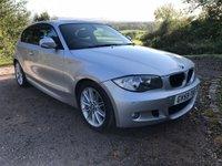 2010 BMW 1 SERIES 2.0 116I M SPORT 3d 121 BHP £5985.00