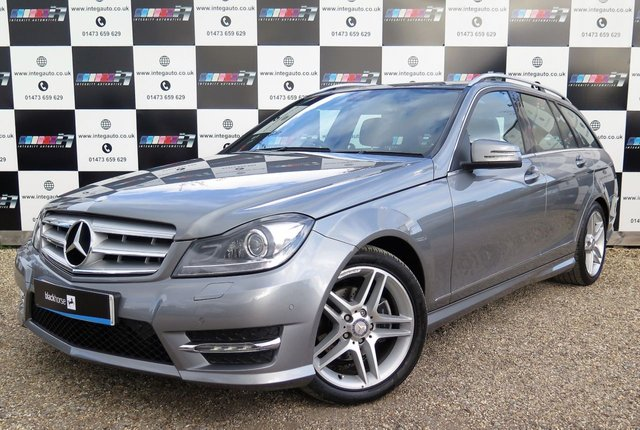 2012 62 MERCEDES-BENZ C CLASS 2.1 C250 CDI BLUEEFFICIENCY AMG SPORT 5d AUTO 202 BHP