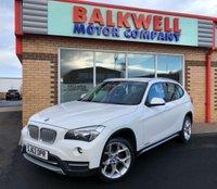 2013 BMW X1 2.0 XDRIVE18D XLINE 5d 141 BHP £10499.00
