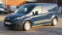 2014 FORD TRANSIT CONNECT 1.6 210 P/V 1d 94 BHP LWB AIR CON £300 CASH BACK IN DECEMBER!!! F/SH 5 SERVICE STAMPS FREE 12 MONTHS WARRANTY COVER  £5390.00