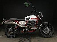 2016 MOTO GUZZI V7 STORNELLO 1287 MILES. SERVICED. ABS. TRACTION CONTROL. ARROW SYSTEM £6249.00