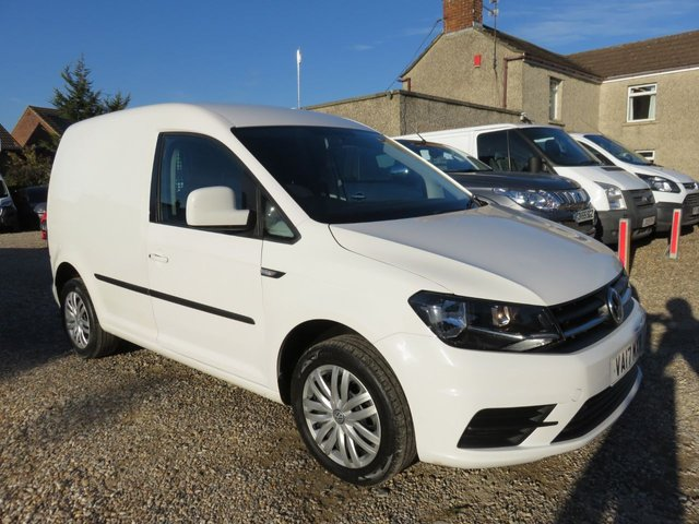 VOLKSWAGEN CADDY at Scarrotts Van & Truck Centre