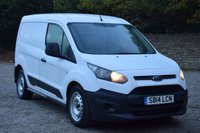 2014 FORD TRANSIT CONNECT 1.6 220 P/V 1d 94 BHP £7450.00