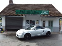 USED 2005 05 TOYOTA MR2 1.8 ROADSTER 2d 138 BHP