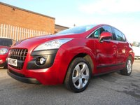 USED 2013 13 PEUGEOT 3008 1.6 HDI ACTIVE 5d 115 BHP SERVICE HISTORY INC CAMBELT CHANGE