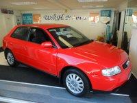 USED 1998 AUDI A3 1.8 SE 3d 123 BHP
