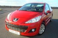 2012 PEUGEOT 207 1.6 HDI ACTIVE 3d 92 BHP £2795.00