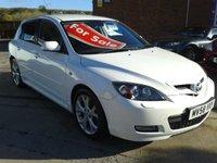 2008 MAZDA 3 1.6 SPORT 5d 105 BHP £3475.00