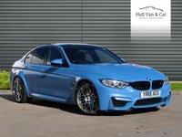2016 BMW M3 3.0 M3 4d AUTO 426 BHP £41995.00
