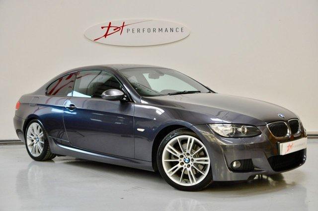 2007 07 BMW 3 SERIES 3.0 330I M SPORT 2d AUTO 269 BHP PRO NAVIGATION