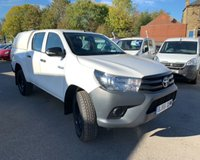 USED 2016 66 TOYOTA HI-LUX 2.4 ACTIVE 4WD D-4D DCB 1d 148 BHP IMMACULATE LOW MILEAGE PICK UP