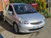 USED 2008 58 HONDA JAZZ 1.3 DSI SE 5d 82 BHP NEW MOT* LOW MILEAGE, MANY EXTRAS.FINANCE ME TODAY-UK DELIVERY POSSIBLE