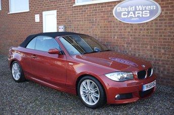2008 BMW 1 SERIES 2.0 120I M SPORT 2d AUTO 168 BHP £SOLD