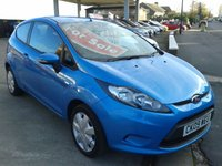 2009 FORD FIESTA 1.2 STYLE PLUS 3d 81 BHP £2875.00