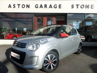 2014 CITROEN C1 1.0 AIRSCAPE FEEL EDITION 5d CONVERTIBLE **ELECTRIC ROOF** £4990.00