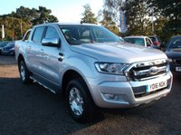 USED 2016 16 FORD RANGER 2.2 LIMITED 4X4 DCB TDCI 1d 158 BHP Available on PCP finance for just £377p/m with a deposit of £3600.00 over 48 months !!!!!