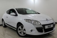 USED 2009 59 RENAULT MEGANE 1.5 DYNAMIQUE DCI 3DR 106 BHP SERVICE HISTORY + BLUETOOTH + CRUISE CONTROL + MULTI FUNCTION WHEEL + AIR CONDITIONING + ELECTRIC WINDOWS + 16 INCH ALLOY WHEELS