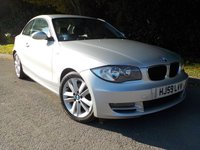 2009 BMW 1 SERIES 2.0 120D SE 2d 175 BHP £SOLD