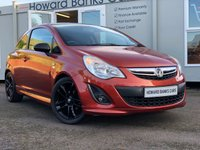 USED 2012 12 VAUXHALL CORSA 1.2 LIMITED EDITION CDTI ECOFLEX 3d 73 BHP IDEAL FIRST CAR!
