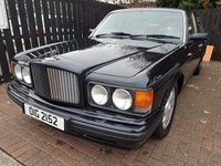 1997 BENTLEY TURBO 6.8 R LWB 4d 296 BHP
